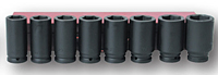 Impact Socket Kit: 8 Sockets (SIS-6602 and SIS-6601)