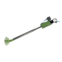 ASG Telescoping Positioning Torque Arm with 3 Encoders Rotation