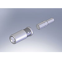 Gedore IB Type Hexagon Key Bits