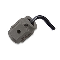 Gedore 16mm Spigot Hex Key Adaptor